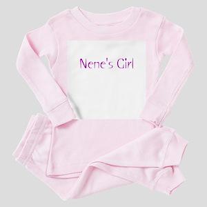 Nene's Girl Toddler Pink Pajamas