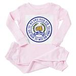 Federation Member Toddler Pink Pajamas