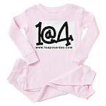 1@4 Toddler Pink Pajamas