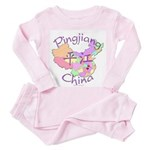 Pingjiang China Toddler Pink Pajamas