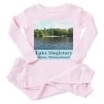 Lake Singletary Toddler Pink Pajamas