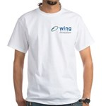 Wing Group Men's T-Shirt (white)