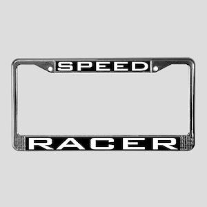 Speed Racer License Plate Frame