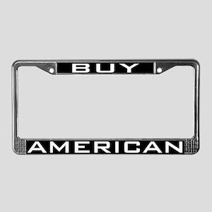 Buy American License Plate Frame