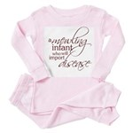 Mewling Toddler Pink Pajamas