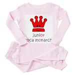 Jr. Soca Monarch Toddler Pink Pajamas
