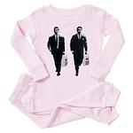 Kray twins Toddler Pink Pajamas