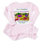 Born in Kaz Toddler Tshirt