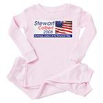 Stewart / Colbert for Preside Toddler T-Shi