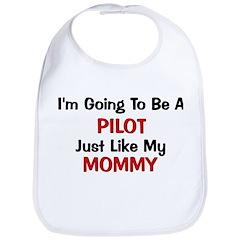 Pilot Mommy Profession Bib