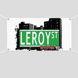 LEROY STREET, STATEN ISLAND, NYC Banner