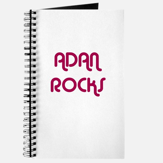 ADAN ROCKS Journal