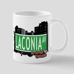 LACONIA AVENUE, STATEN ISLAND, NYC Mug