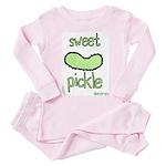 sweet pickle Toddler Pink Pajamas