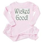 Wicked Good! Toddler Pink Pajamas