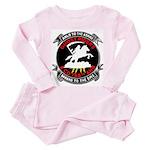 ColorWhtBG3 Pink Pajamas