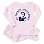 Take that! Toddler Pink Pajamas