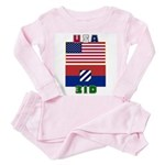 3ID USA - Toddler Pink Pajamas