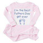 best fathers day gift (boy) Toddler Pink Pajamas