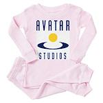 Avatar Toddler Pink Pajamas