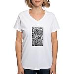 Celtic Surreality Women's V-Neck T-Shirt