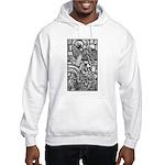 Celtic Surreality Hooded Sweatshirt