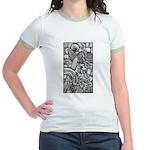 Celtic Surreality Jr. Ringer T-Shirt