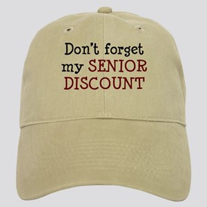 senior discount Cap