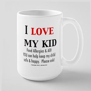 lovemykid360 Mugs