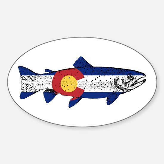Fish Colorado Decal