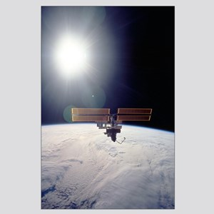Int'l Space Station Large Poster #1