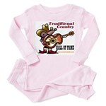 Country Hall Toddler Pink Pajamas