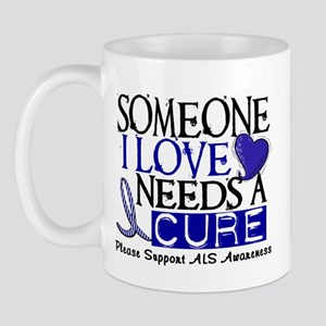 Needs A Cure ALS T-Shirts & Gifts Mug