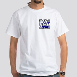 Needs A Cure ALS T-Shirts & Gifts White T-Shirt