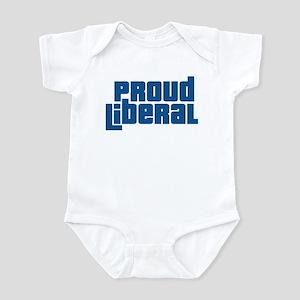Proud Liberal Infant Bodysuit