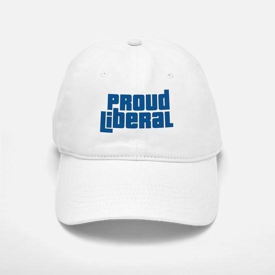 Proud Liberal Baseball Baseball Cap