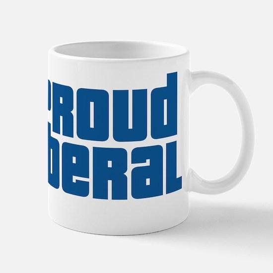 Proud Liberal Mug