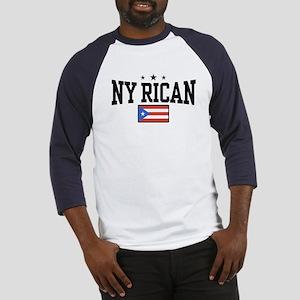 NY Rican Baseball Jersey