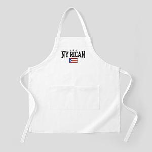 NY Rican BBQ Apron
