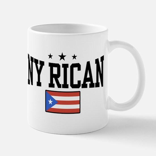 NY Rican Mug
