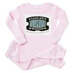 Saddler's Woods Toddler Pink Pajamas