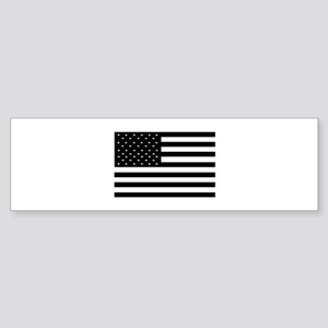 Black Flags Bumper Sticker