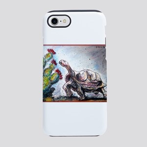 Desert tortoise! Wildlife art! iPhone 7 Tough Case