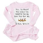 From the GAOTU Toddler Pink Pajamas
