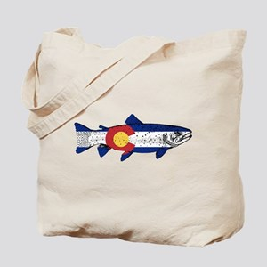 Fish Colorado Tote Bag