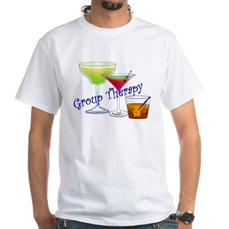 Group Therapy 2 White T-Shirt