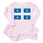 Official Flag and Color Toddler Pink Pajamas