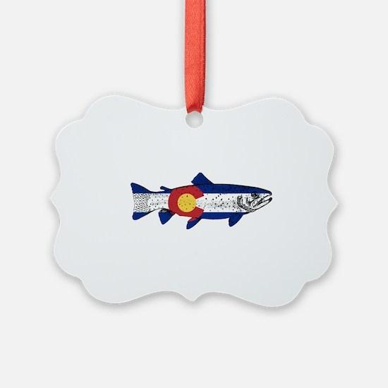 Fish Colorado Ornament