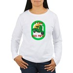 Motor Scooter Women's Long Sleeve T-Shirt