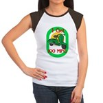 Motor Scooter Women's Cap Sleeve T-Shirt
